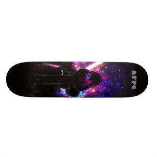 Toutes les jolies couleurs skateboard