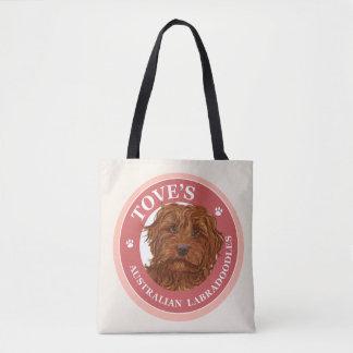 Tove's Labradoodles Tote Bag