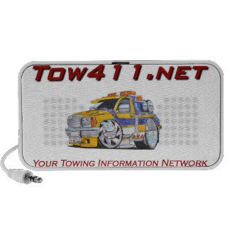 Tow411 Doodle by OrigAudio Notebook Speakers