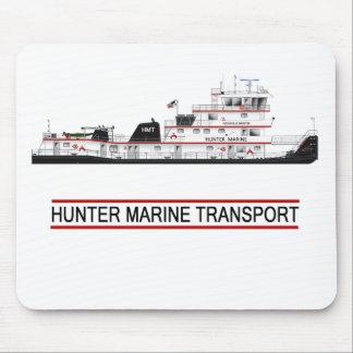 towboat Nashville Hunter Mouse Pad