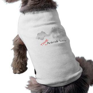 Towel Animal Lover Pet T Shirt
