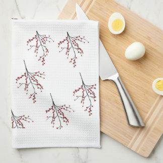 towel of kitchen