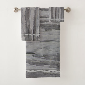 Towel Set - Peeling Paint One