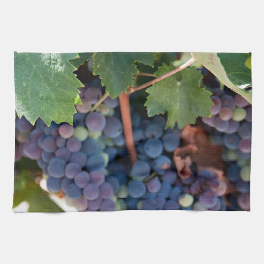 Towels / Hand - Grapes by the Vine