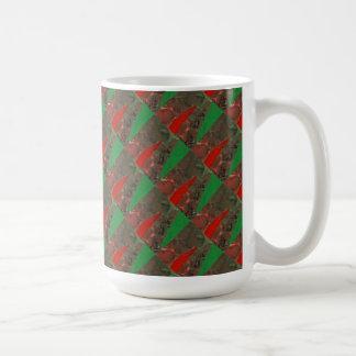 """""""Tower #2 Tiled"""" Abstract Design Mug"""