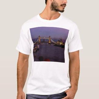 Tower Bridge At Dusk T-Shirt
