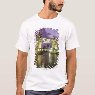 Tower Bridge at Night T-Shirt