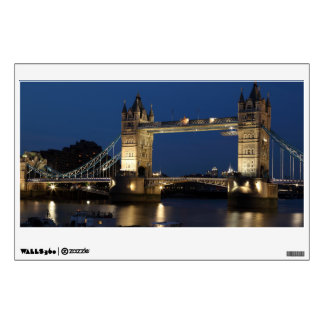 Tower Bridge at Night Wall Sticker