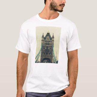 Tower Bridge Closeup, London, United Kingdom T-Shirt
