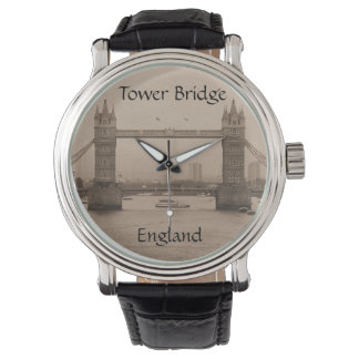 Tower bridge England watch
