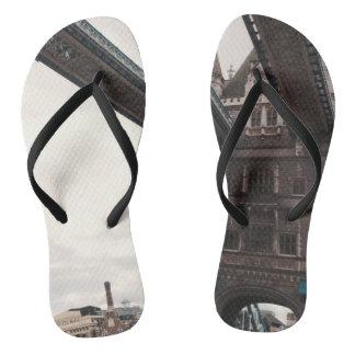 Tower Bridge featured flip-flops Flip Flops
