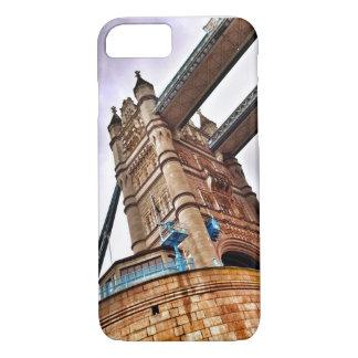 Tower Bridge From Below iPhone Case