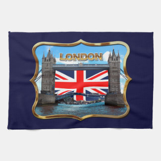 Tower Bridge Kitchen Towel