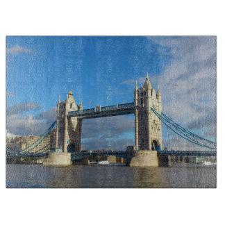 Tower Bridge London. Cutting Board