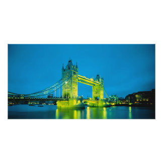 Tower Bridge, London, England 2 Photo Print
