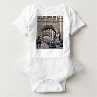 Tower Bridge, London, England Baby Bodysuit