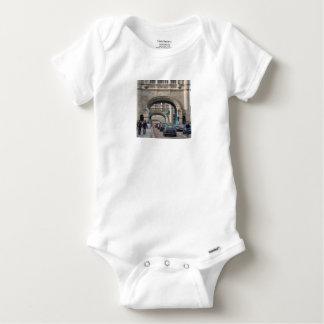 Tower Bridge, London, England Baby Onesie