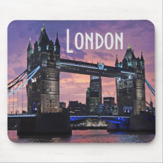 Tower Bridge London England Mouse Pad