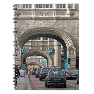 Tower Bridge, London, England Notebook