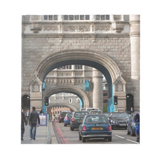 Tower Bridge, London, England Notepad