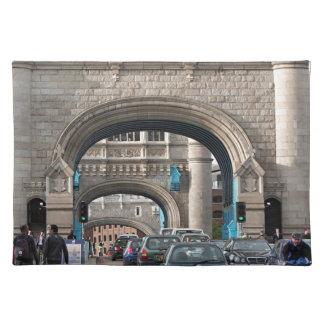 Tower Bridge, London, England Placemat