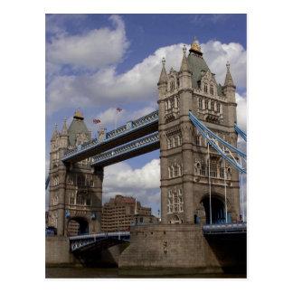 Tower Bridge- London, England Postcards