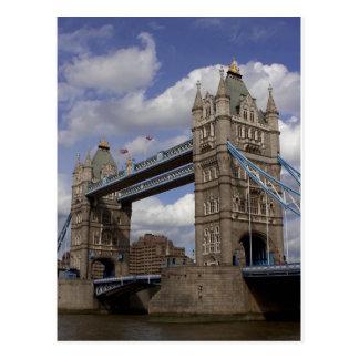 Tower Bridge- London, England Post Cards