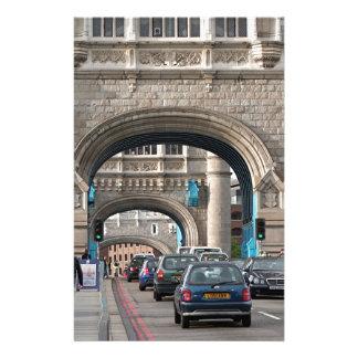 Tower Bridge, London, England Stationery