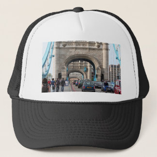 Tower Bridge, London, England Trucker Hat