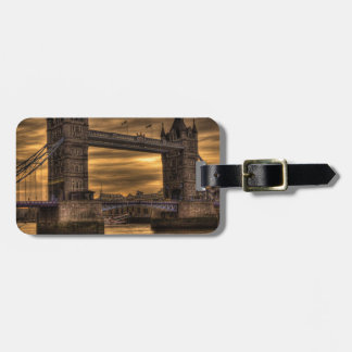 Tower Bridge London Luggage Tag