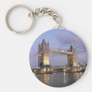 Tower Bridge of London Keychain