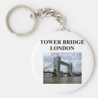 tower bridge ;ondon england keychain