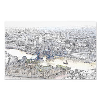 Tower Bridge - Photo Print