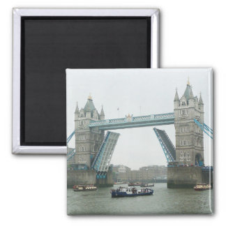 Tower Bridge, rasied Magnet