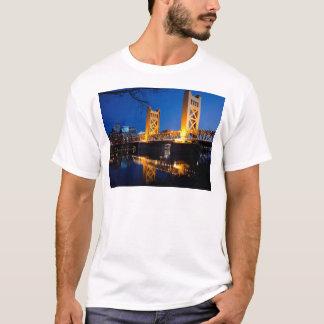 Tower Bridge - Sacramento, CA T-Shirt