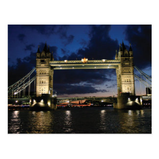 Tower Bridge, Summer 2006 Postcard