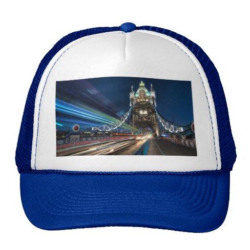 Tower Bridge traffic, London Hats