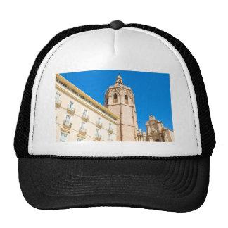 Tower in Valencia, Spain Trucker Hat