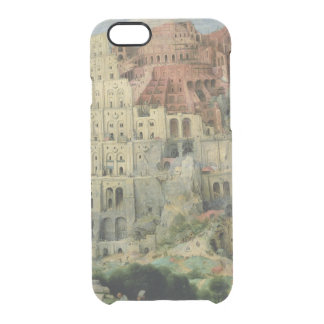 Tower of Babel Clear iPhone 6/6S Case