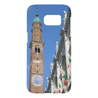 Tower of Basilica Palladiana in Vicenza - Italy Samsung Galaxy S7 Case