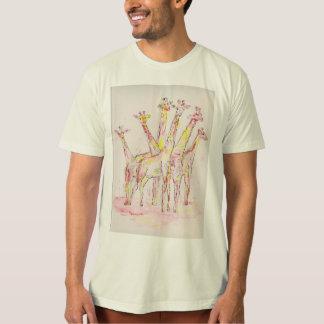 Tower of Giraffes T-shirt
