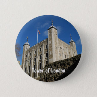 Tower of London 2 Inch Round Button