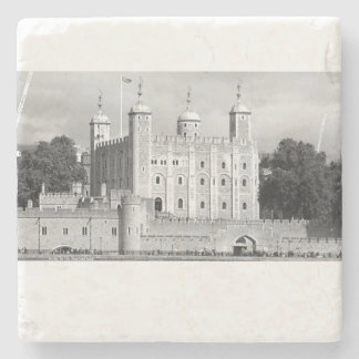 Tower of London Stone Coaster