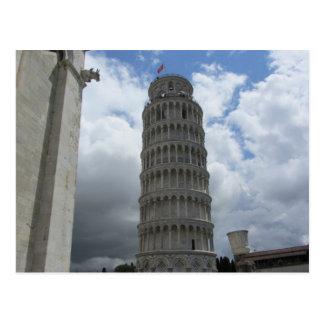 Tower of Pisa, Italy Postcard