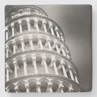 Tower of Pisa - Marble Stone Coaster