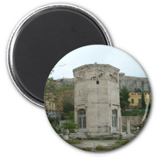 Tower of the Winds Magnet