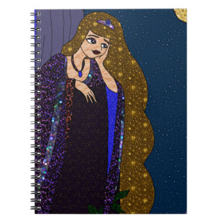 Tower Princess Notebook