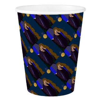 Tower Princess Paper Cup