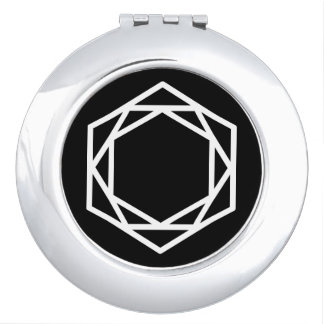 Tower (-) / Round Compact Mirror