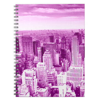 Tower Top View Notebook